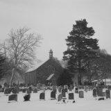 Old Church of Rannoch, Winter.