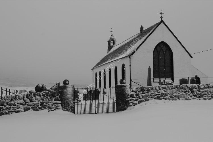 Winter, Amulree Kirk I