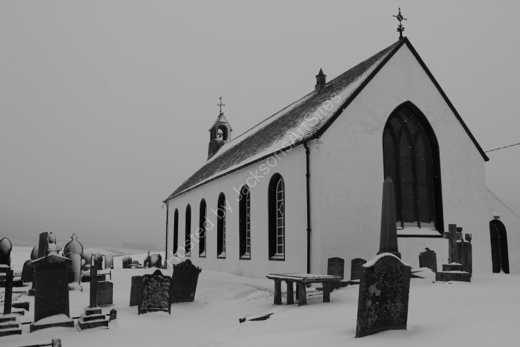 Winter, Amulree Kirk II