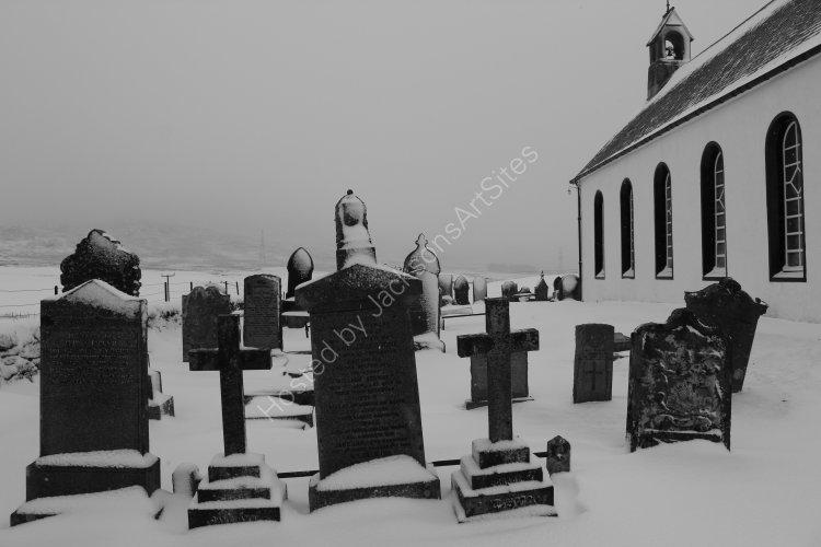 Winter, Amulree Kirk III