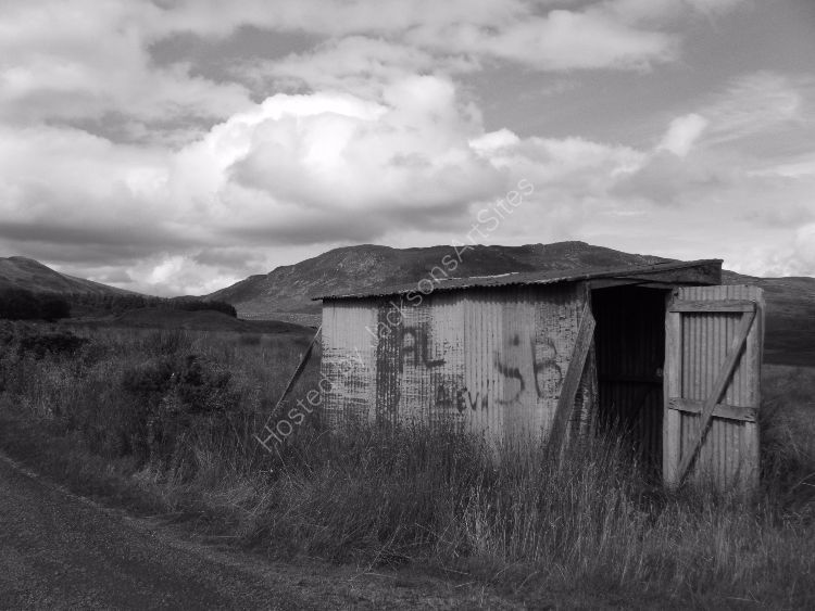 Hut, Little Glenshee