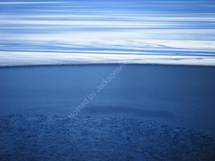 Ice, Methven Loch