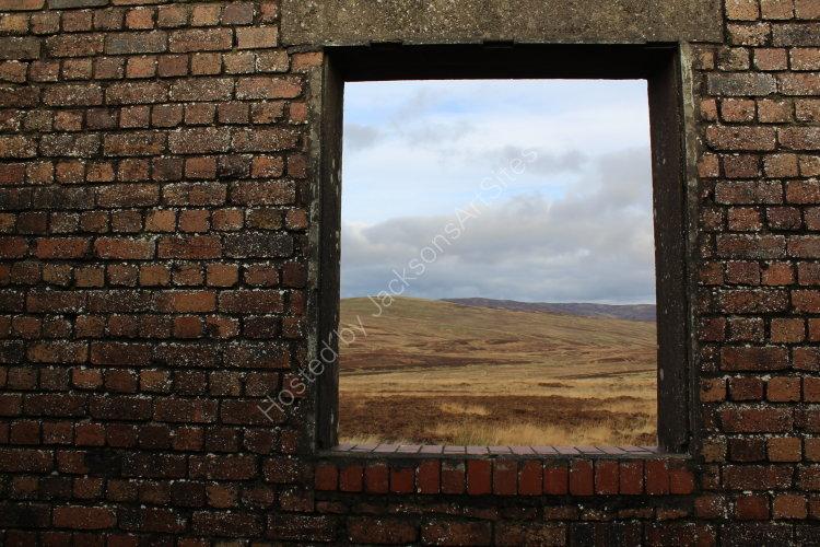 Picture window, Ardoch.