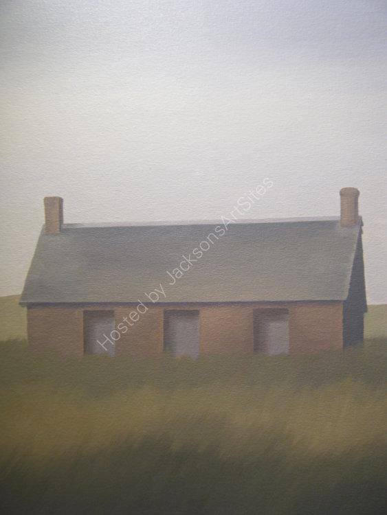 Summer at Loch Meallbrodden.  Oil on canvas.  50cm x 50cm.  SOLD