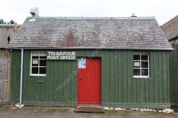 Trinafour Post Office