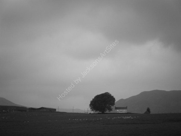 Farmhouse, Little Glenshee.