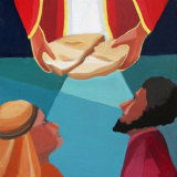 05. Jesus is Recognised Breaking the Bread