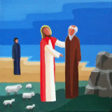 10. Jesus Appoints Peter as Head of the Church.