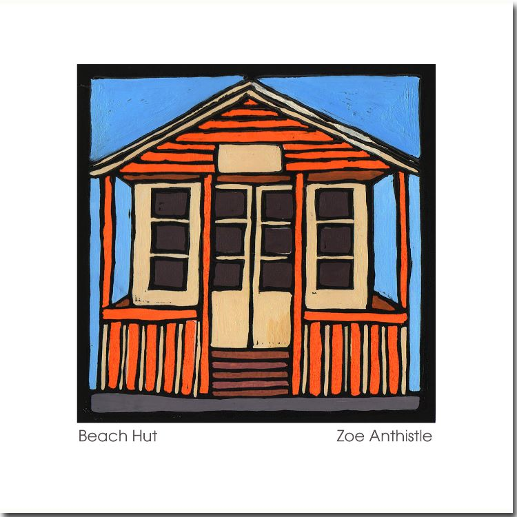 'Beach hut'