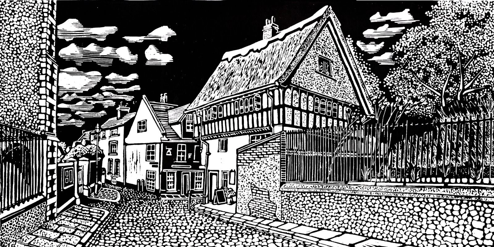 'Britons Arms, Elm Hill'
