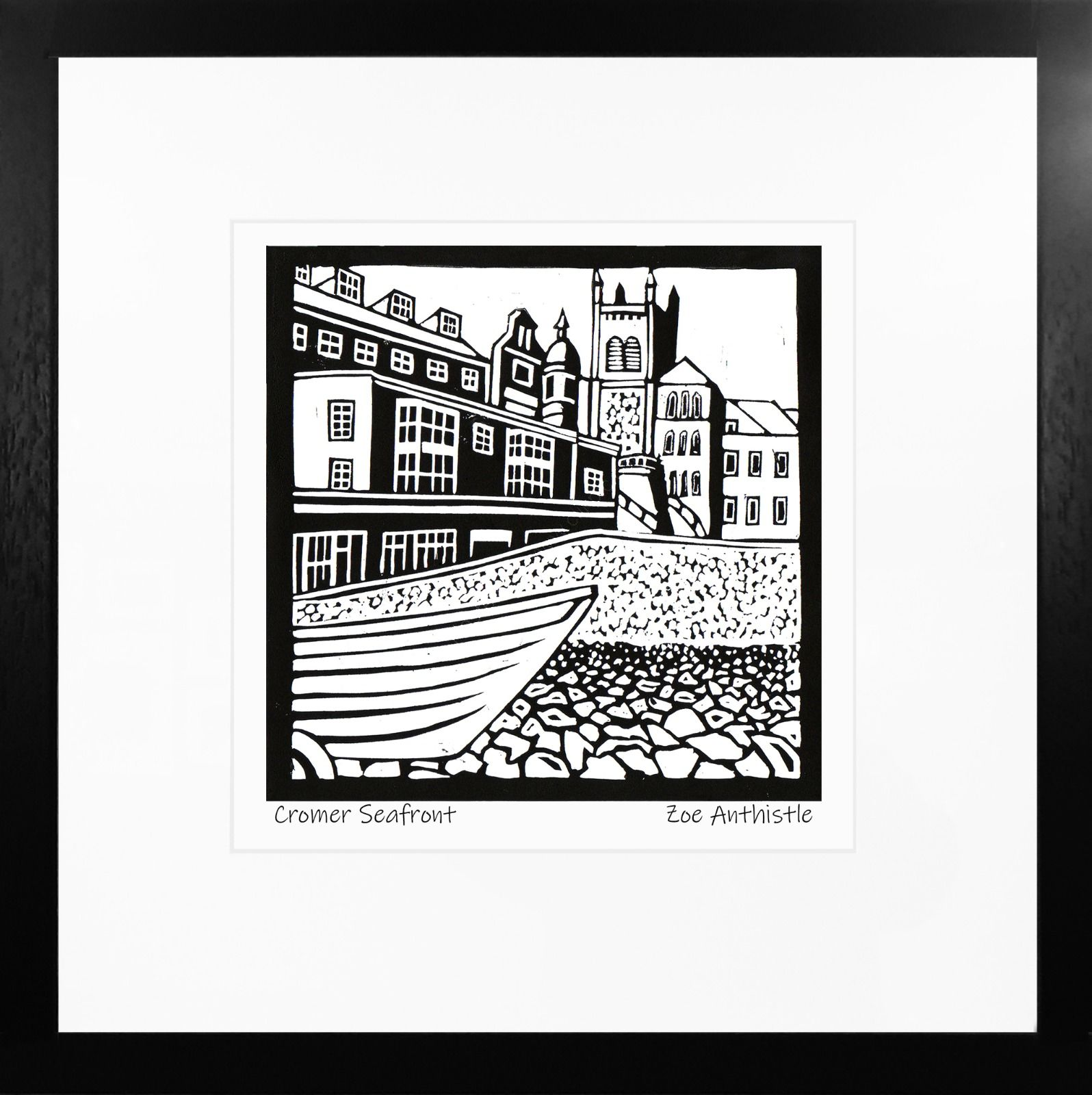 'Cromer Seafront'