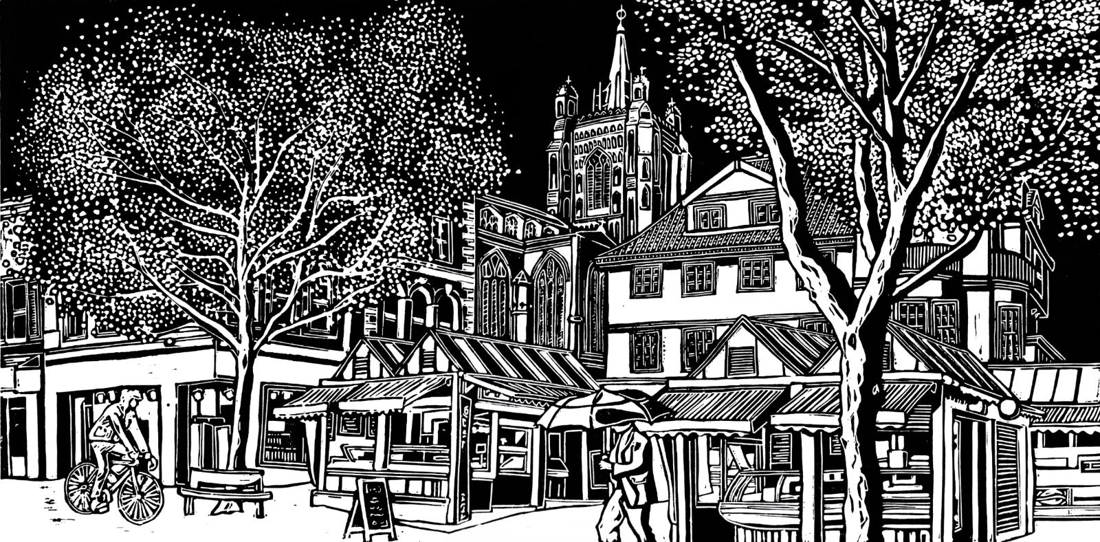 'Gentleman's Walk, Norwich'