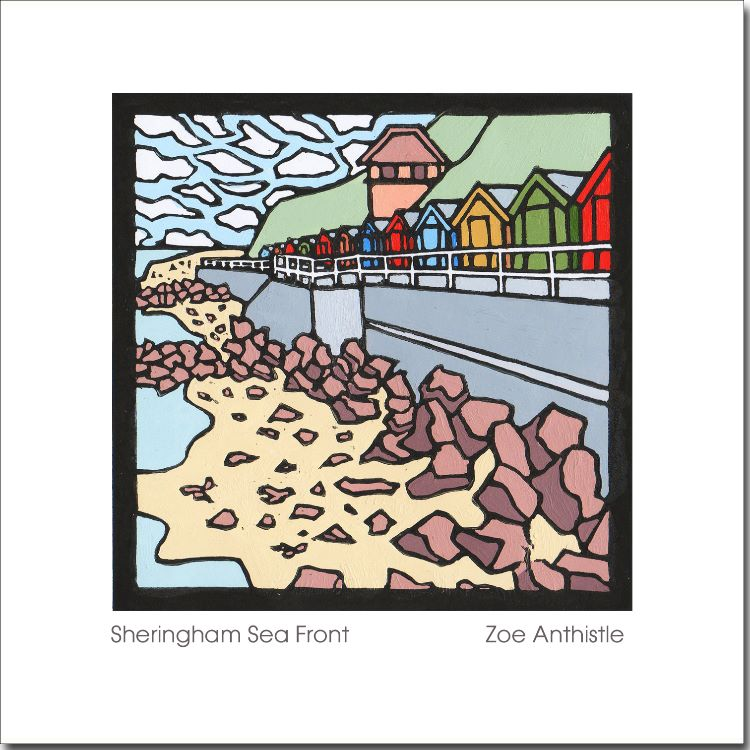 'Sheringham Seafront'