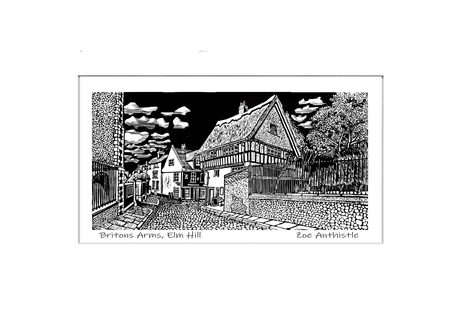 Britons Arms, Elm Hill